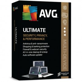 AVG Ultimate Multi-Device (10 Users | 1 Year)