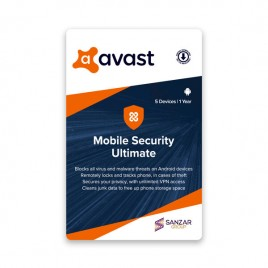 Avast Mobile Security – Ultimate