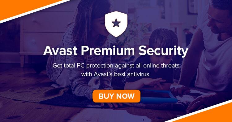 Buy Avast Premium Security